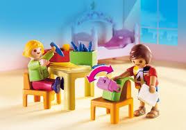 chambre d enfant playmobil chambre d enfants avec lits superposés 5306 playmobil