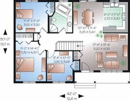 ranch style house plan 3 beds 1 00 baths 1180 sq ft plan 23 779