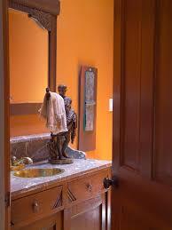 orange bathroom decorating ideas bathroom awesome orange ideas brown and green greylor fresh colors