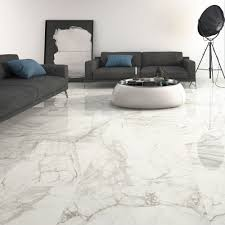 Marble Look Laminate Flooring Seventh Avenue Marble Effect Tiles Realistic Alternative To