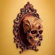 skull decor skull wall decor artinwall 18689019396e