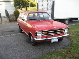 opel kadett 1972 opel kadett 2dr wagon 24 000 orig miles excellent floors and frame
