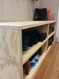 meuble fait en palette beau fabriquer un meuble a chaussure avec des palettes avec table