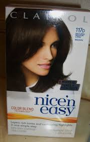 time to go dark clairol nice n easy hair color a review
