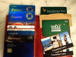 travel credit cards images Travel credit cards what 39 s in my wallet now jpg