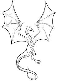 detailed coloring pages of dragons dragon coloring page majestic dragon a dragon page detailed dragon