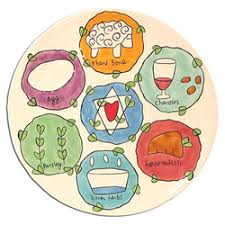 seder plate ingredients happy healthy presenting a plant based passover or