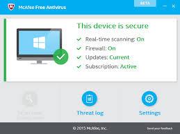 free anti virus tools freeware downloads and reviews from mcafee free antivirus beta 0 5 107 1 free download software