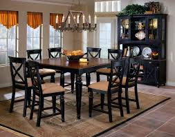noah dining room set pub dining room sets 5 piece style chairs height counter with
