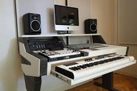 87 best diy music production desk ideas images on pinterest with
