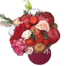 fruit flower bouquets why fruit vegetable bouquets are better than flowers russian