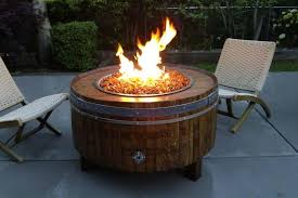 Lowes Firepits Propane Gas Pit Kit Lowes Outdoor Decorations