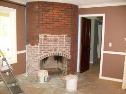 interior stunning fireplace remodel stone for fireplace wall