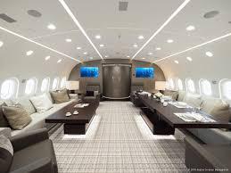 luxury private jets boeing bbj 787 vip private jet interior photos australian