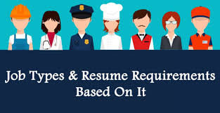 Resume Requirements The Most Effective Method To Write Job Descriptions For Your Resume