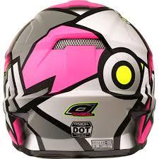 pink motocross gear neal 3 series radium 2017 pink motocross helmet
