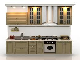 kitchen design 3d model 3d studio 3ds max files free download