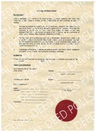 deed poll name change letter template 28 images how to legally
