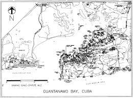 Navy Map Program Guantanamo Bay Gtmo