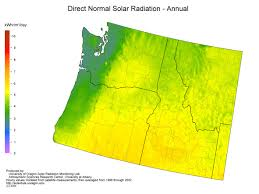 Southern Oregon Map by Southern Oregon Energizes With The Sun Energy Trust Blogenergy