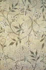 Block Print Wallpaper Jasmine William Morris Jasmine And Wallpaper