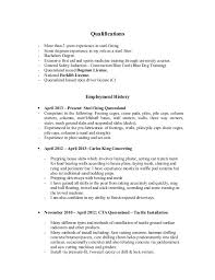 Holes Resume Chief Learning Officer S Resume Profile For Resume Example In An