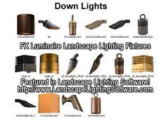 Fx Landscape Lighting Fx Luminaire Up Lights Featured In Landscape Lighting Design