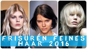 Frisuren Lange Feine Haare by Frisuren Feines Haar 2016