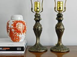 Vintage Brass Table Lamps Inspiring Vintage Brass Table Lamps Master Bedroom Table Lamps