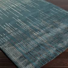 Tufted Area Rug Naya Area Rug Blue Modern Rugs From And Boutique