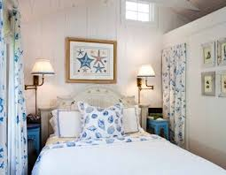Cozy Beach Cottage Bedrooms Completely Coastal - Beach cottage bedrooms