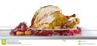 Turkey On The Table Cut Christmas Turkey On The Kitchen Table Stock Photo Image