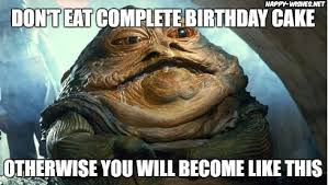 Funny Star Wars Memes - best star wars funny happy birthday meme happy wishes