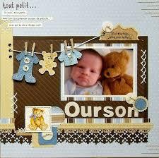 25 unique baby boy scrapbook ideas on baby scrapbook