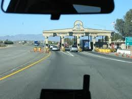 Interior Border Patrol Checkpoints Family Cross Country Trip I 10 And Police Border Patrol Old
