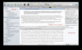 paper writing software writing my first paper using scrivener words on the word scrivener paper layout