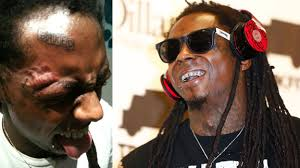 sk ink lovers lil wayne adds skate brand tattoos to face