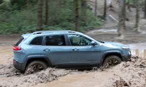 muddy jeep cherokee 2015 u0027mudfest u0027 u2014 outdoor activity vehicle of the year autonxt
