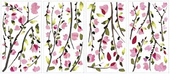 room mates deco 36 piece blossom branches wall decal reviews deco 36 piece blossom branches wall decal