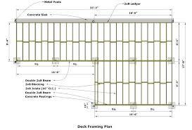 how to build a deck frame deck frame build floating deck frame