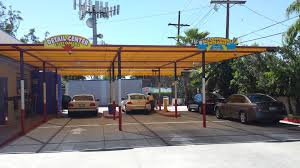 Canopy Car Wash by Home