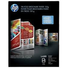 What Type Of Paper Should A Resume Be Printed On Hp Tri Fold Laser Brochure Paper 08 1 2