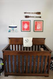 Nautical Baby Nursery Nautical Nursery U2014 Dapper House Designs