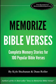 memorize bible verses complete memory stories 100 popular