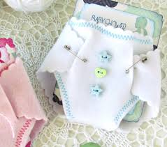 baby shower diaper invitations