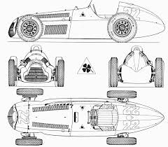 halo warthog blueprints alfa romeo tipo 158 f1 1950 smcars net car blueprints forum