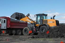 case 721g full size wheel loader case construction equipment