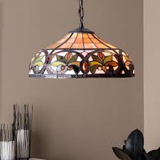hanging tiffany lamp dining room accents kitchen den bar stained