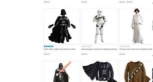top star wars halloween costumes for 2015 classic star wars