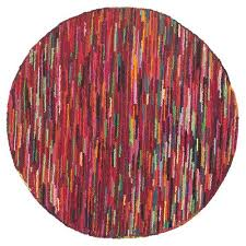 safavieh nantucket pink geometric area rug walmart com